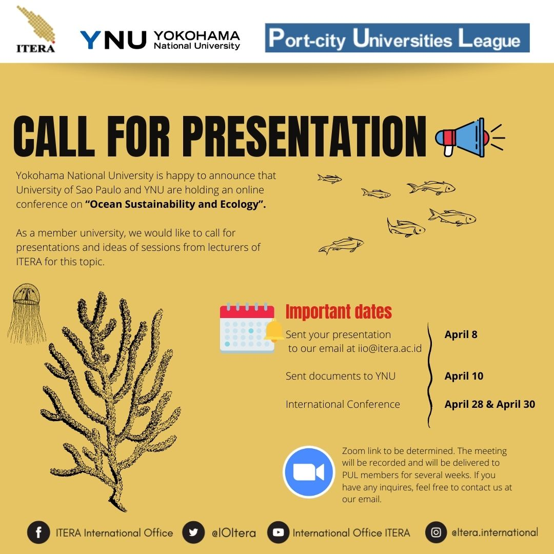 PUL : Call for Presentation
