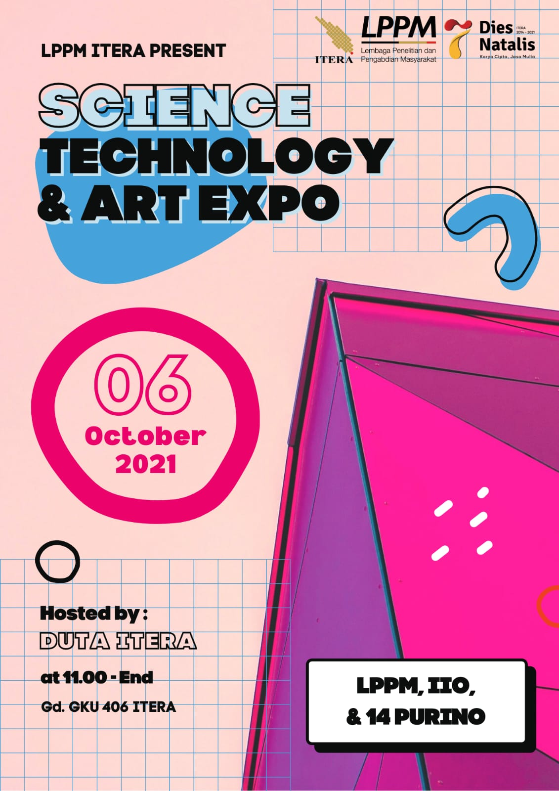 SCIENCE, TECHNOLOGY AND ART EXPO 2021
